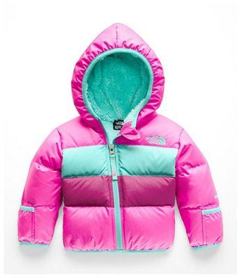 The North Face Infant Moondoggy 2.0 Down Jacket - 3M - Azalea Pink