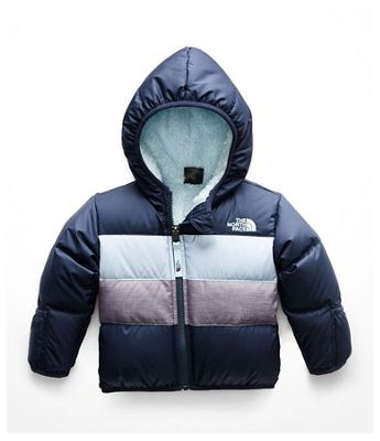 The North Face Infant Moondoggy 2.0 Down Jacket - 3M - Cosmic Blue