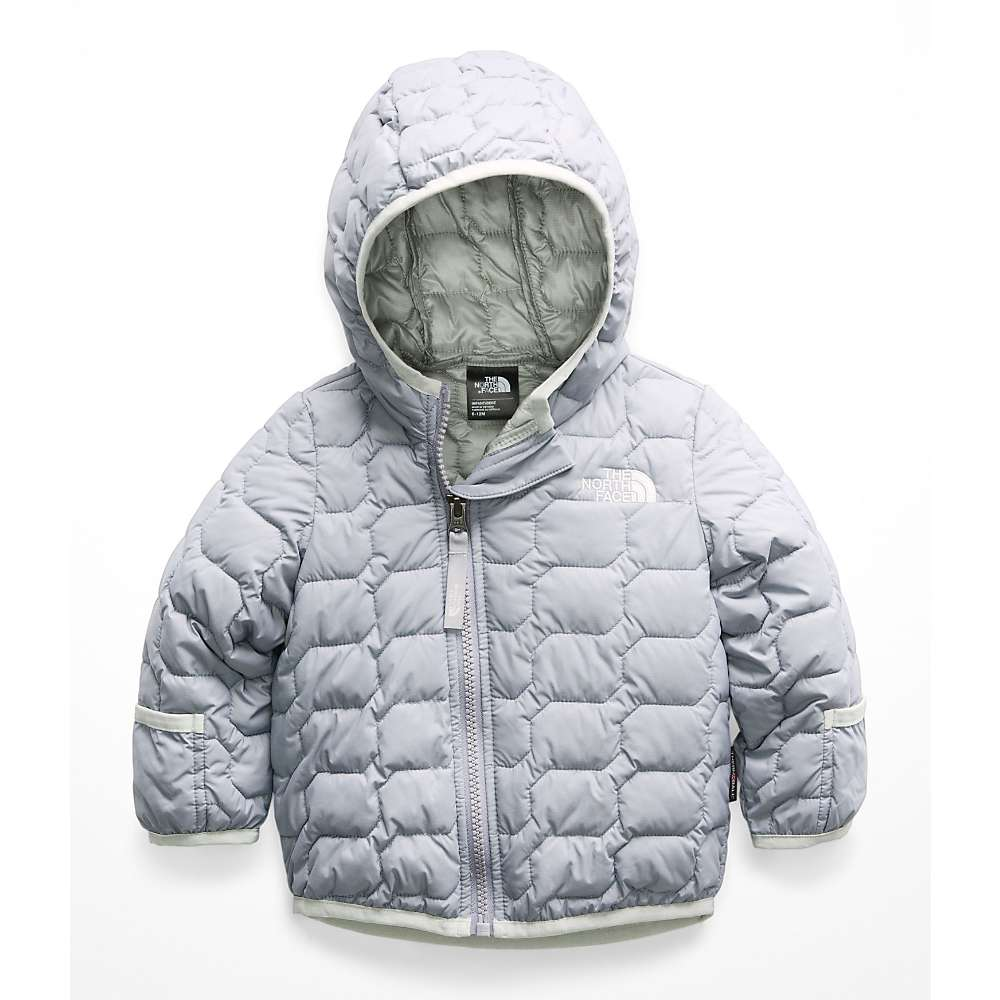 The North Face Infant ThermoBall Hoodie - 3M - Mid Grey