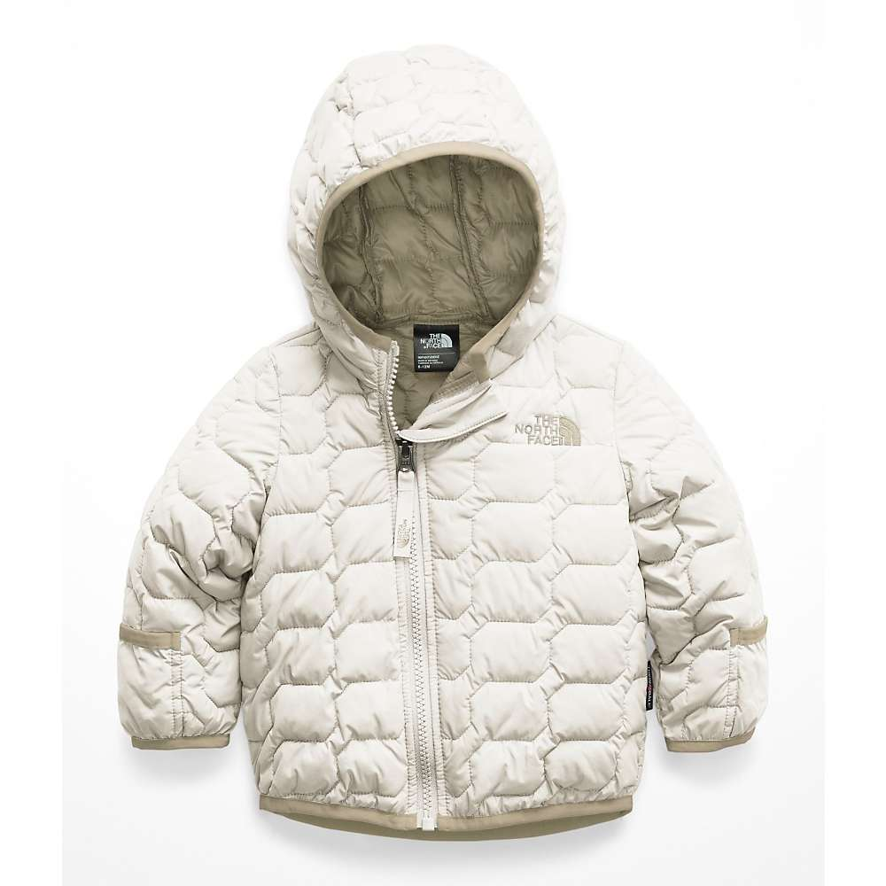 The North Face Infant ThermoBall Hoodie - 12M - Vintage White