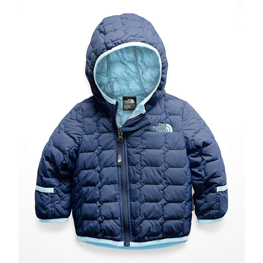The North Face Infant ThermoBall Hoodie - 3M - Cosmic Blue