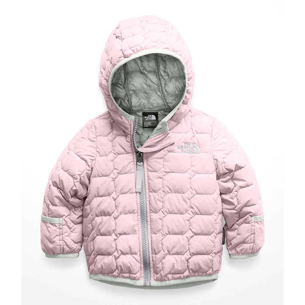 The North Face Infant ThermoBall Hoodie - 3M - Purdy Pink