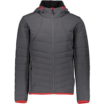 Obermeyer Mechano Stretch Insulator Jacket - Grey Matter - Men