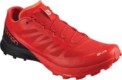 Salomon S/Lab Sense 7 SG Shoe - Racing Red / Black / White
