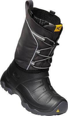 Keen Youth Lumi Waterproof Boot - Black / Magnet