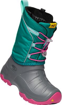 Keen Youth Lumi Waterproof Boot - Parasailing / Dusty Aqua