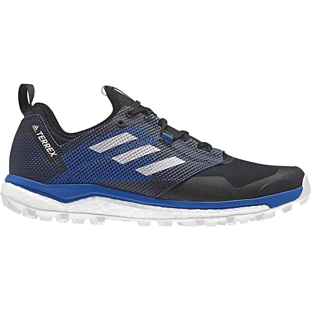 Adidas Men's Terrex Agravic XT Shoe - 13 - Black / Grey One / Blue Beauty