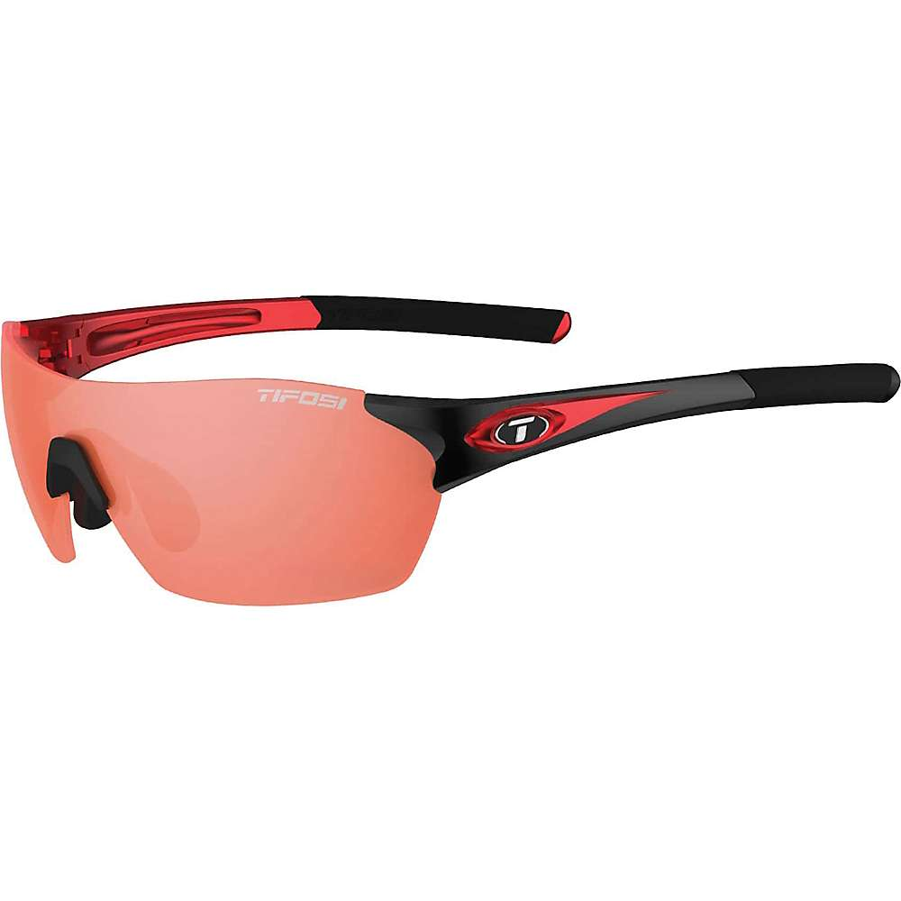 Tifosi Brixen Interchangable Sunglasses - One Size - Race Red