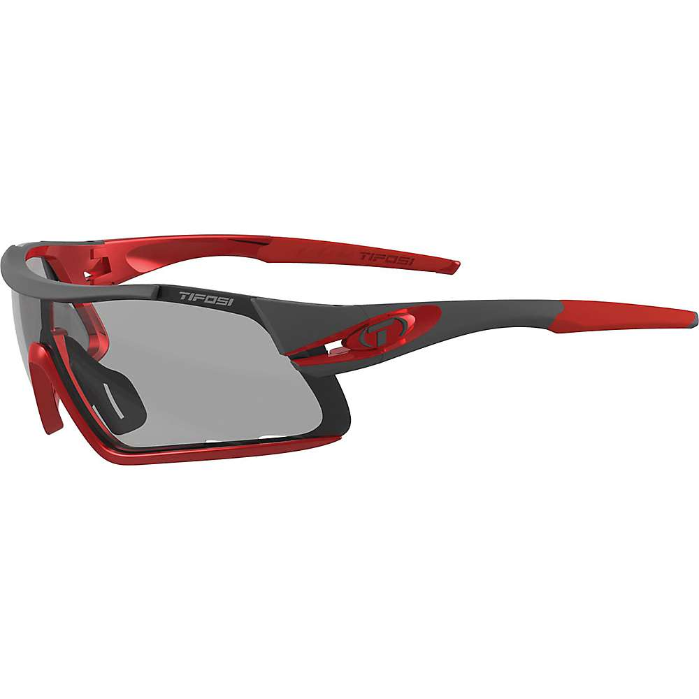 Tifosi Davos Interchangable Sunglasses - One Size - Race Red