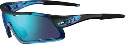 Tifosi Davos Interchangable Sunglasses - One Size - Crystal Blue