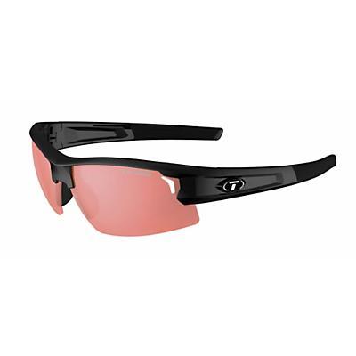 Tifosi Synapse Interchangable Polarized Sunglasses - Gloss Black