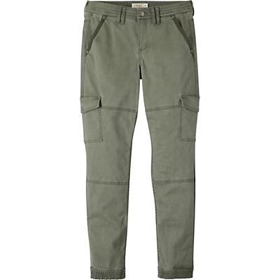 Mountain Khakis Calamity Cargo Pant - Kelp - Women