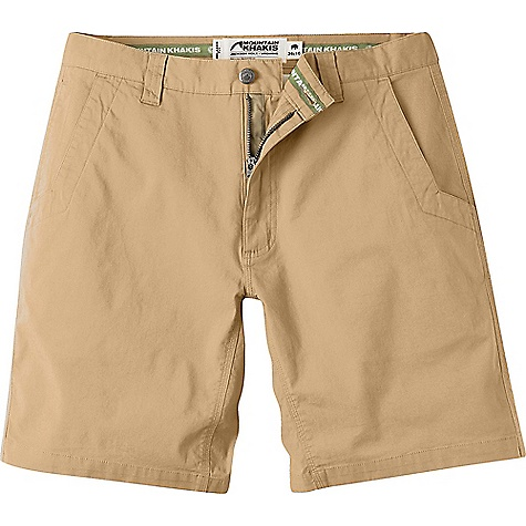 Mountain Khakis Men's All Mountain 10 Inch Relaxed Fit Short