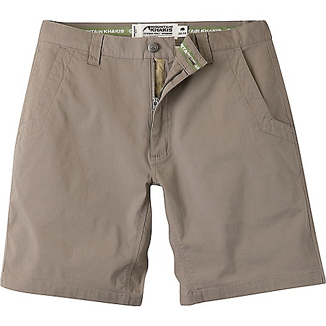 Mountain Khakis Men's All Mountain 8 Inch Relaxed Fit Short