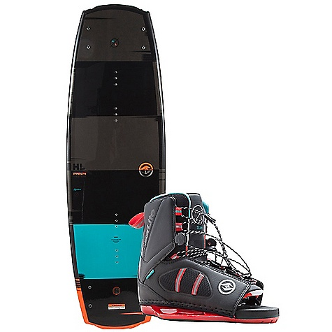 Hyperlite Franchise 138cm Wakeboard with Team OT Boots Package