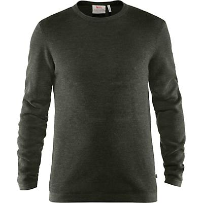 Fjallraven High Coast Merino Sweater - Deep Forest - Men