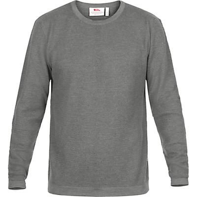 Fjallraven High Coast Merino Sweater - Thunder Grey - Men