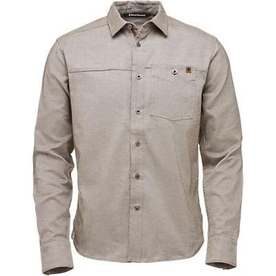 Black Diamond LS Modernist Flannel Shirt - Sergeant - Men