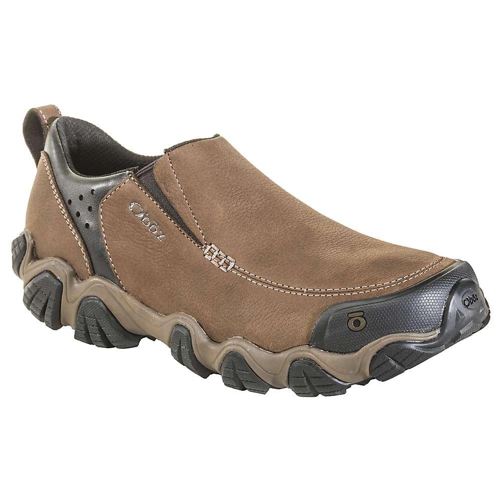 Oboz Men s Livingston Low Shoe 9 Walnut