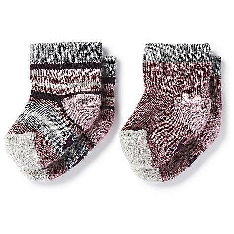 Smartwool Baby Bootie Batch Sock - 2 Pack