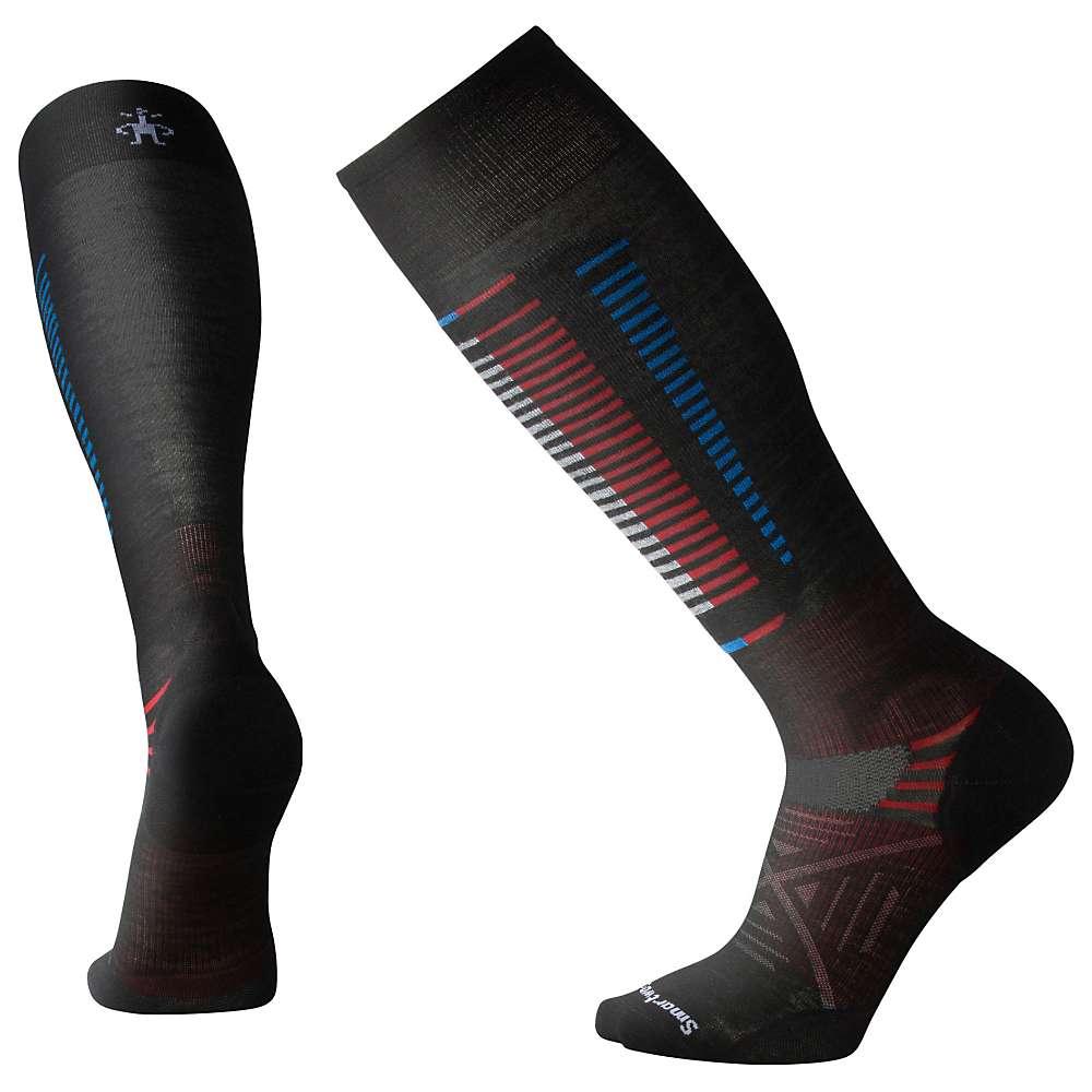 Smartwool PhD Pro Free Ski Sock - Medium - Black