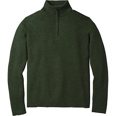 Smartwool Sparwood Half Zip Sweater - Scarab Heather - Men