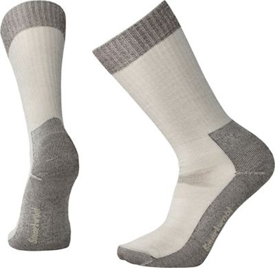 Smartwool Work Medium Crew Sock - Medium - Taupe