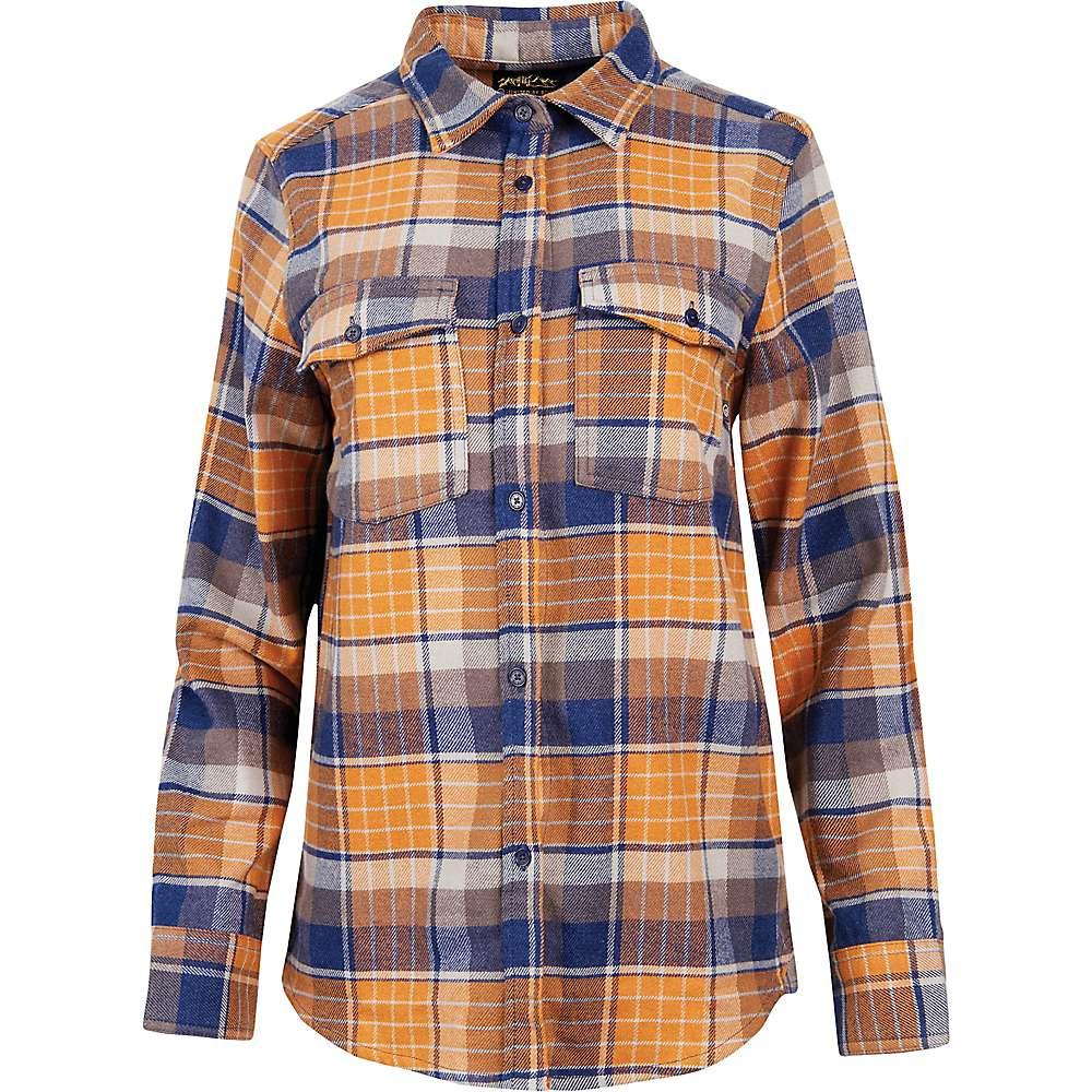 3fff8095b079a United By Blue Women's Fremount Flannel Button Down Shirt - Small - Sienna