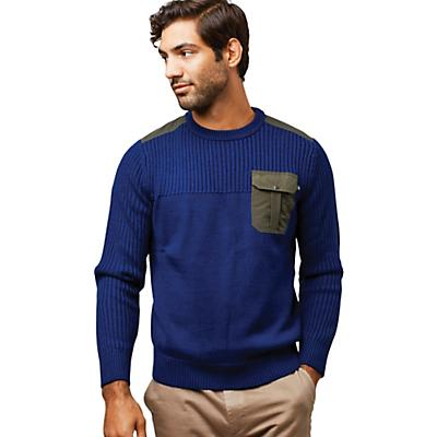United By Blue Wister Sweater - Navy - Men