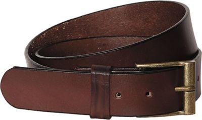 Stormy Kromer SK Leather Belt - 34 IN - Brown