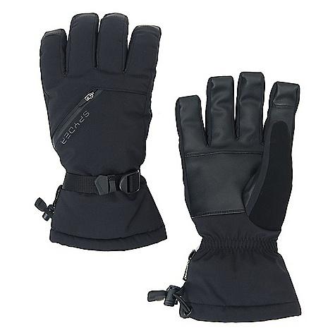 Spyder Men's Vital 3 in 1 GTX Ski Glove Black / Black / Black