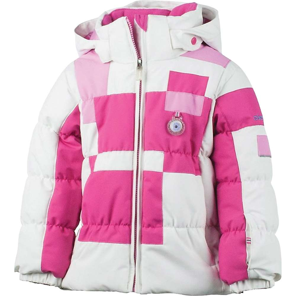 Obermeyer Kids' Kitt Jacket - 2 - Wild Pink