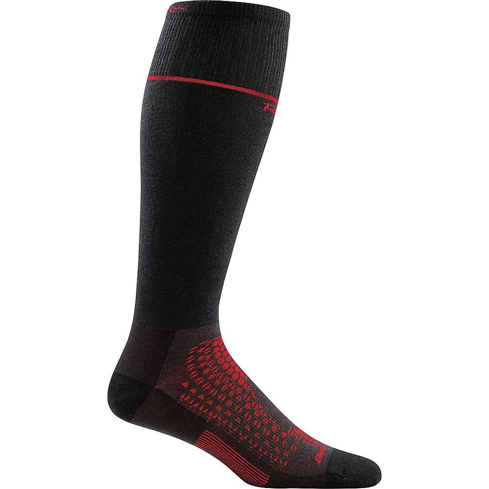 Darn Tough Men's RFL Thermolite Over The Calf Ultralight Sock - Medium - Black