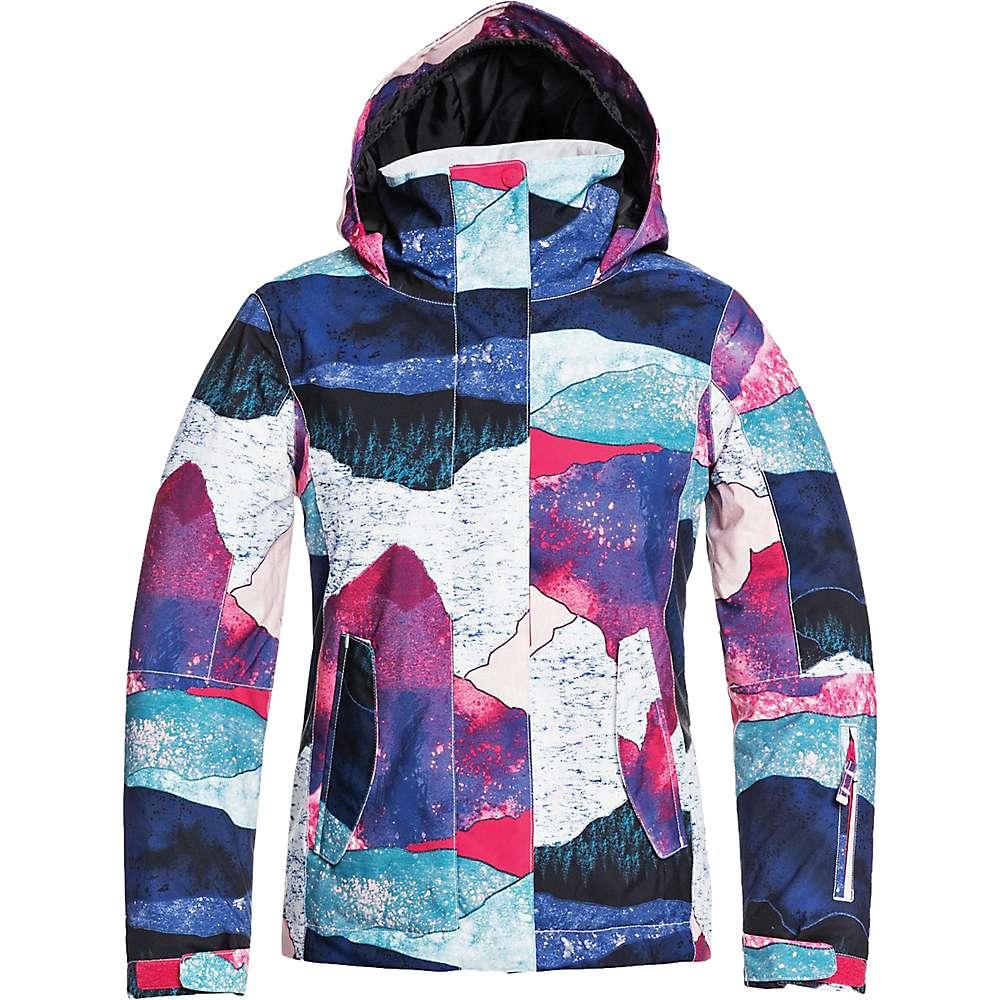 Discounts Roxy Girls Roxy Jetty Girl Jacket - 12/Large - Bright White Annecy