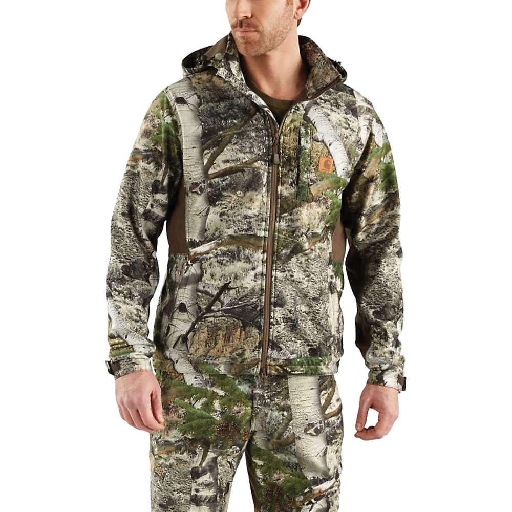 Carhartt Men's Buckfield Jacket - Large Tall - Mossy Oak Mountain Country thumbnail