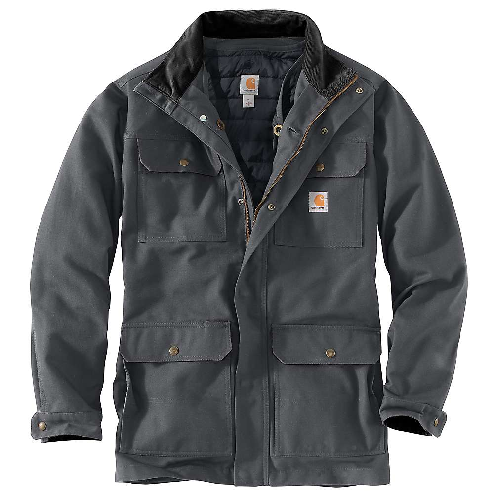 Carhartt Men's Field Coat - XL Regular - Shadow thumbnail