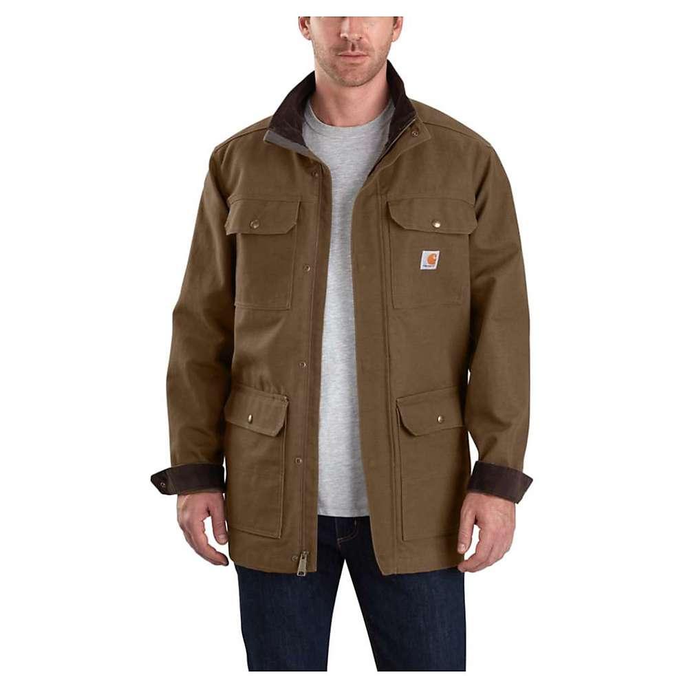 Carhartt Men's Field Coat - XXL Tall - Coffee thumbnail
