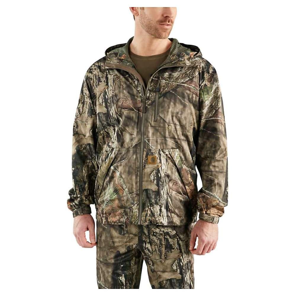 Carhartt Men's Stormy Woods Jacket - Medium Regular - Mossy Oak Break-Up Country thumbnail