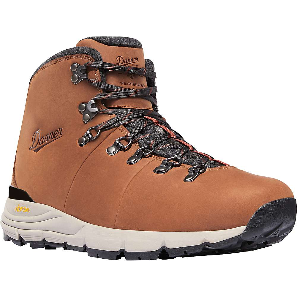 Danner Men's Mountain 600 200G Insulated 4.5IN Boot – 10.5 EE – Cedar