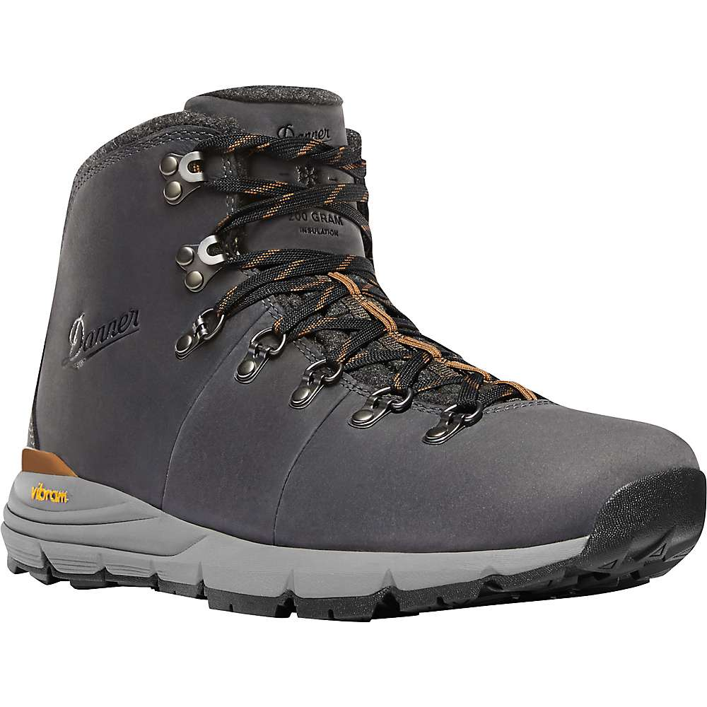 Danner Men's Mountain 600 200G Insulated 4.5IN Boot – 11 D – Anthracite