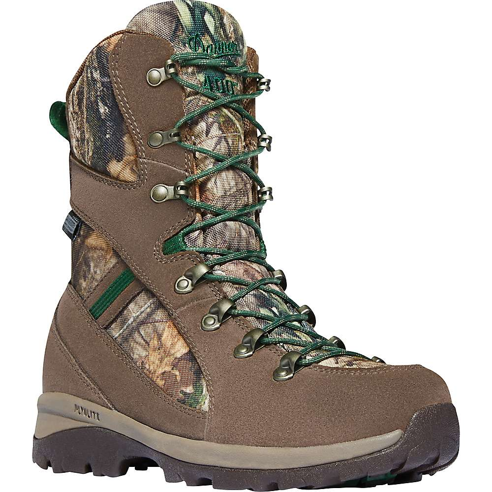 Danner Women's Wayfinder 400G Insulated 8IN Boot - 5M - Mossy Oak Break Up Country thumbnail