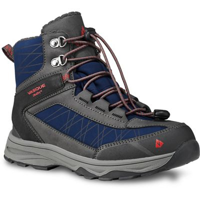 Vasque Youth Coldspark UltraDry Boot - Magnet/Dress Blues