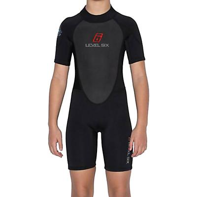 Level Six Youth Shorty Wetsuit