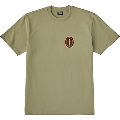 Filson Outfitter SS Graphic T-Shirt - Burnt Olive - Men