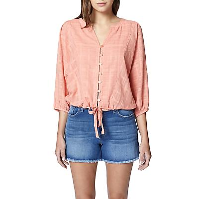 Sanctuary Indio Tie Front Top - Canyon - Women