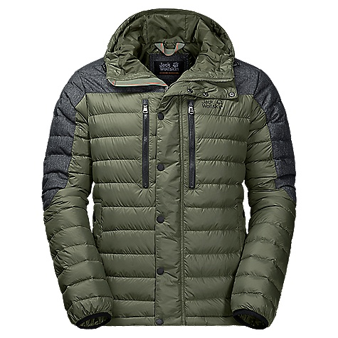 Jack Wolfskin Men's Richmond Jacket Woodland Green