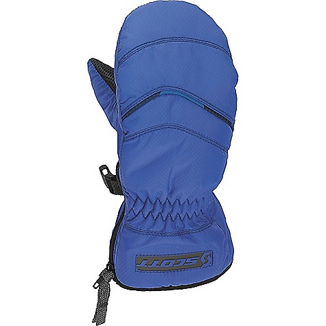 Scott USA Juniors' Tot Halfpint Mitten Royal Blue Scott USA Juniors' Tot Halfpint Mitten - Royal Blue - in stock now. FEATURES of the Scott USA Juniors' Tot Halfpint Mitten Easy-on side zipper Faux fur lining Fabric Details 75% Polyester, 25% Polyurethane