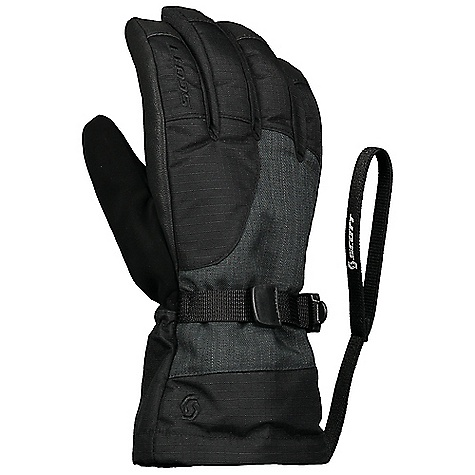 Scott USA Juniors' Ultimate Premium GTX Glove Black Scott USA Juniors' Ultimate Premium GTX Glove - Black - in stock now. FEATURES of the Scott USA Juniors' Ultimate Premium GTX Glove Medium cuff Wrist closure Preshape construction One hand cord locker Leash Fabric Details Main: 52% Polyamide, 36% Polyurethane, 12% Polyester Insert: 100% Polytetraflourethylen Lining: 75% Polyester, 25% Polyamide