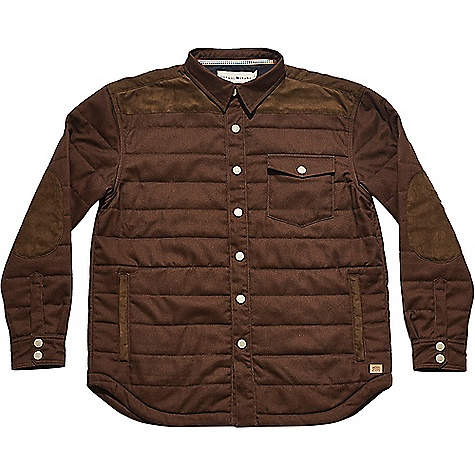 The Normal Brand Men's Upland Town Jacket Brown