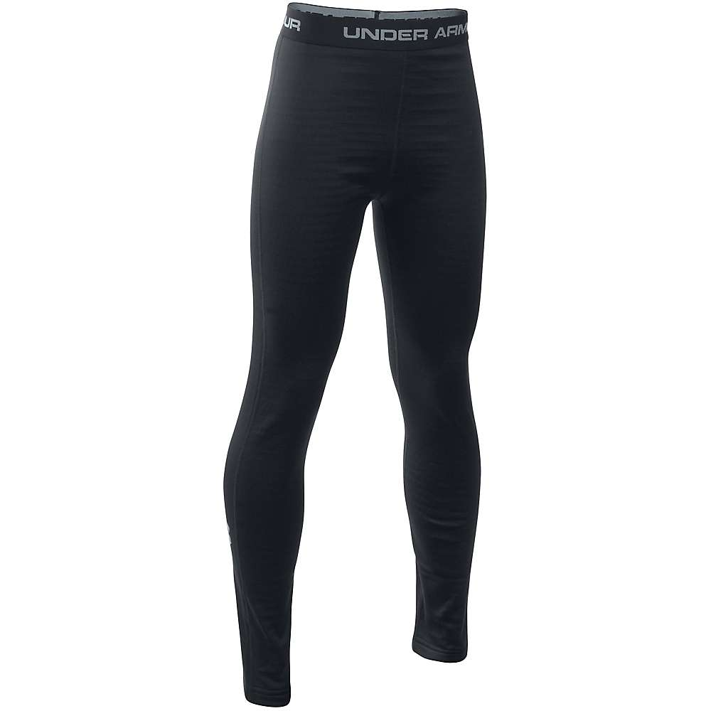 Under Armour Boys' UA Base 2.0 Legging - XL - Black / Graphite